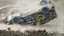 Ken Block, Hoonigan Racing Division Ford crashes
