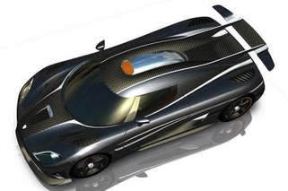 Koenigsegg's 1,400HP One:1 Supercar Will Debut in Geneva