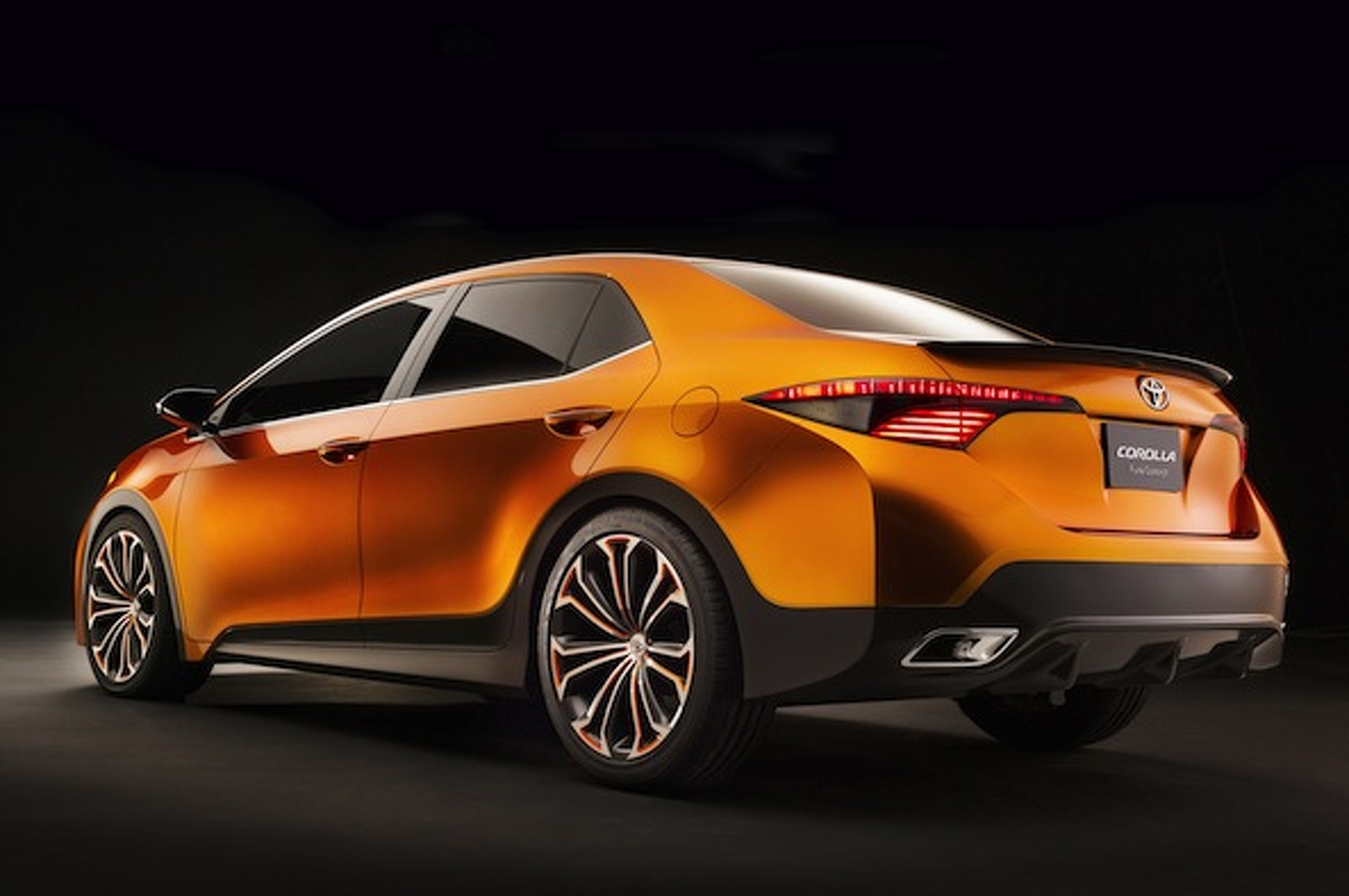 Toyota Furia Concept: A Promising Future for Corolla