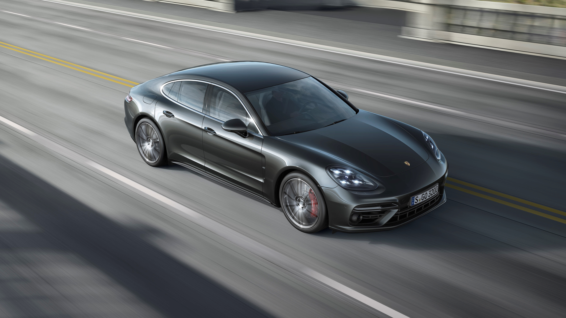 Audi and Bentley will get all-new Porsche V8
