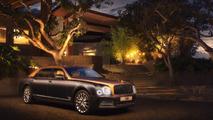 2017 Bentley Mulsanne Extended Wheelbase