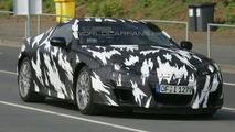 Honda/Acura NSX Spy Video