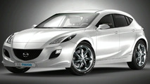 Mazda3 Concept Pictures Leaked?