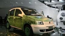 Fiat Panda Aria concept car Unveiled At Frankfurt