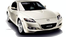 Mazda RX-8 Rotary Engine 40th Anniversary Edition (JA)