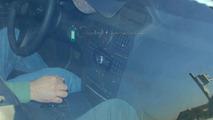 New Mercedes CLK-Class Interior Spy Photos