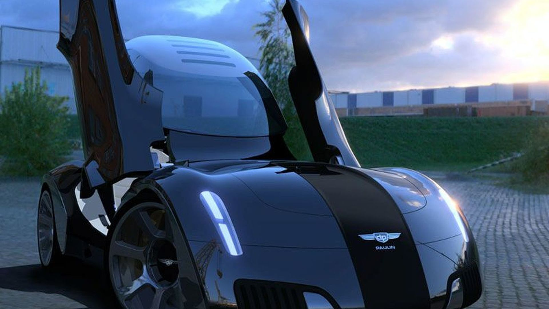 Paulin VR Concept: A look into the future