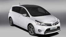2013 Toyota Verso MPV facelift breaks cover ahead of Paris debut