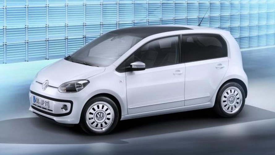 Longer next-gen Volkswagen up! confirmed for 2017