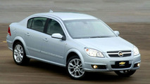Brazilian Chevrolet Vectra Gets New Version