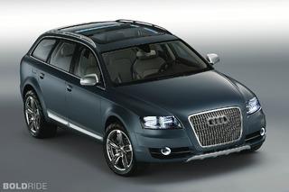 Audi Allroad Quattro Concept