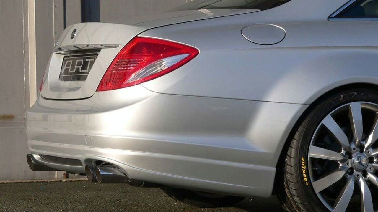 Mercedes CL-Class by ART