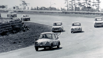 Subaru 360 at 1964 2nd Japan GP