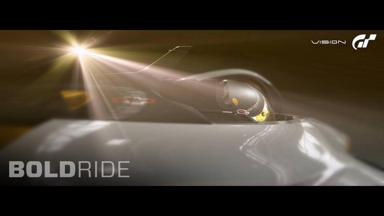 Chevrolet Corvette Vision Gran Turismo Concept