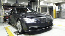 2012 BMW F30 3-Series production at Munich plant 28.10.2011