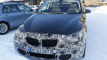 BMW 5-Series GT facelift spy photo 08.02.2013 / Automedia