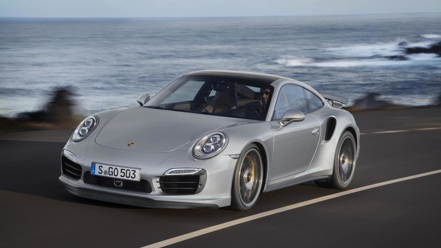 2014 Porsche 911 Turbo S 0-280 km/h test [video]