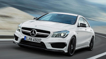 AMG could offer more models with a four-cylinder engine - report