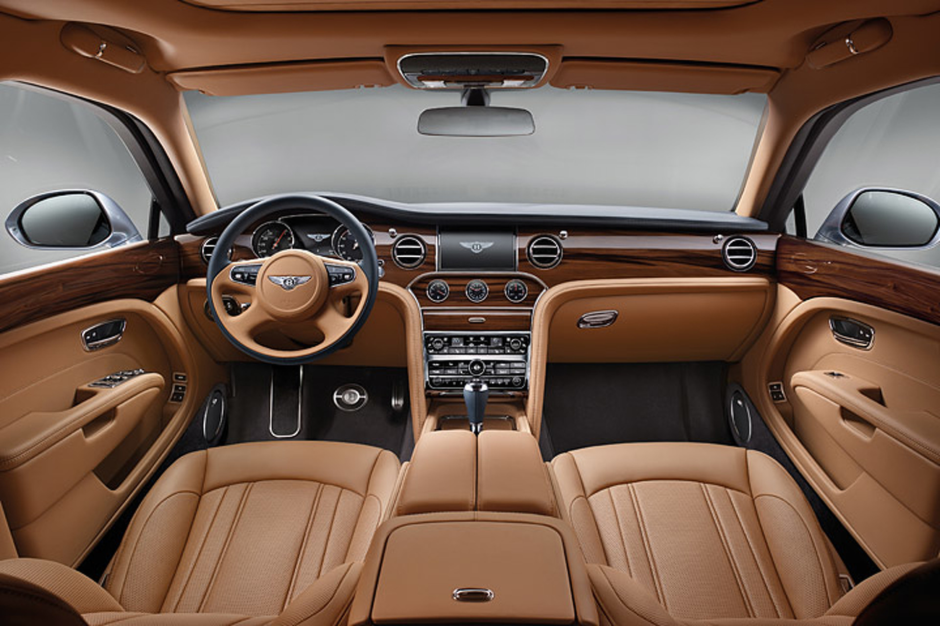 2017 Bentley Mulsanne: 5 Things to Know