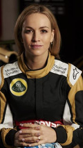 Carmen Jorda's rivals unhappy with Lotus news