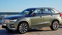 Next-gen Volvo XC60 rendered as baby XC90