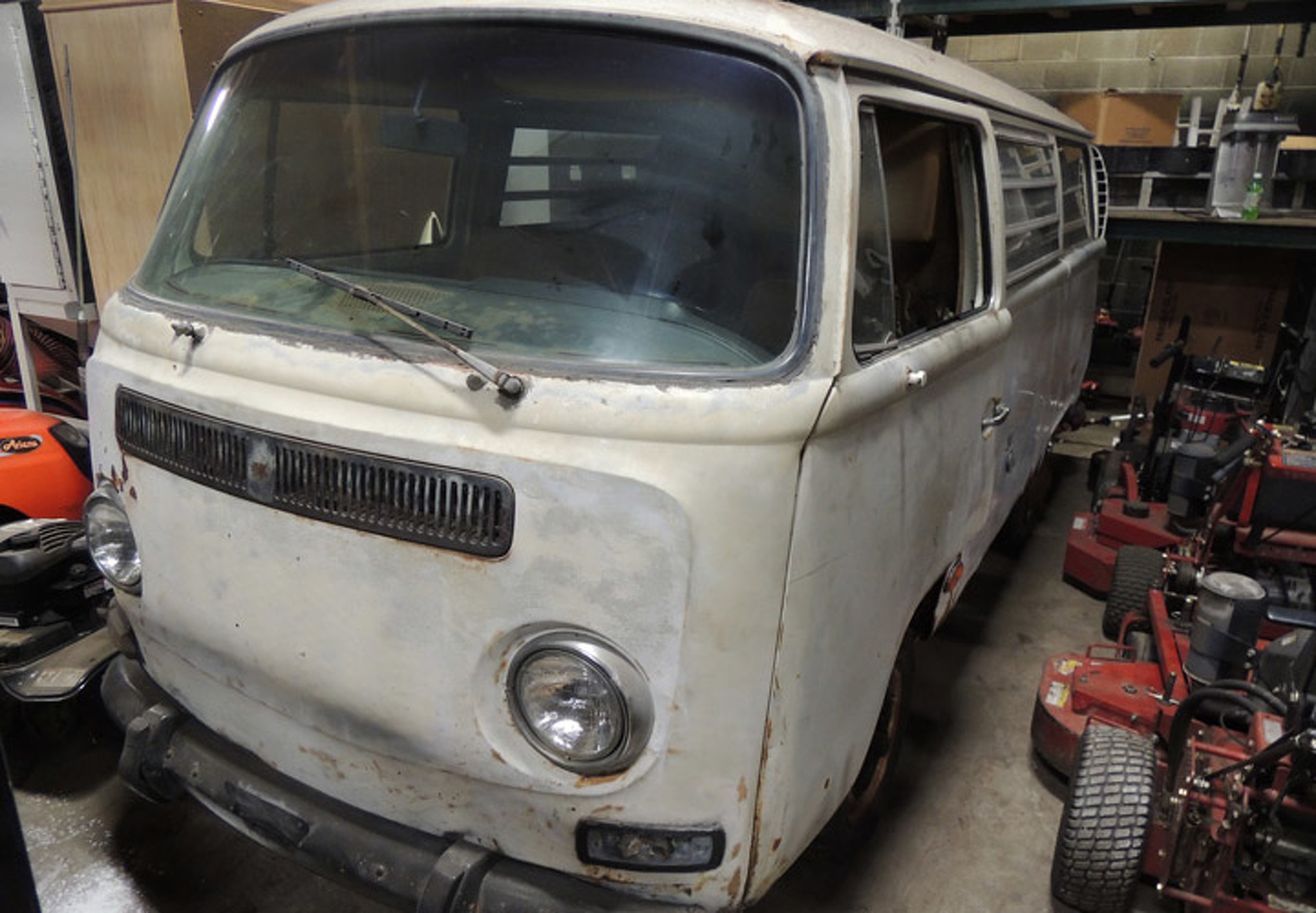 Travel Channel Host Just Bought Dr. Jack Kevorkian's Volkswagen Van