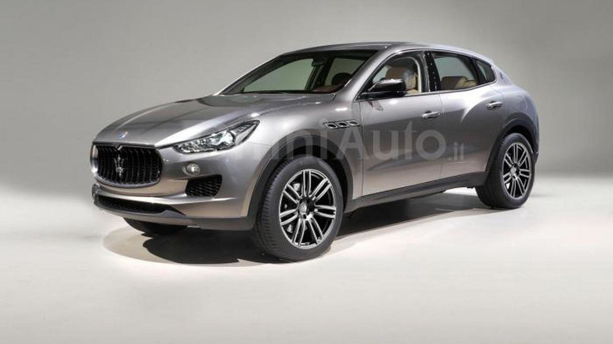 Maserati Levante to debut at the 2016 Geneva Motor Show