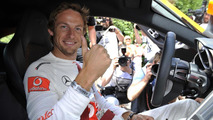McLaren borrows EUR48m for new factory; buy back F1 team from Mercedes