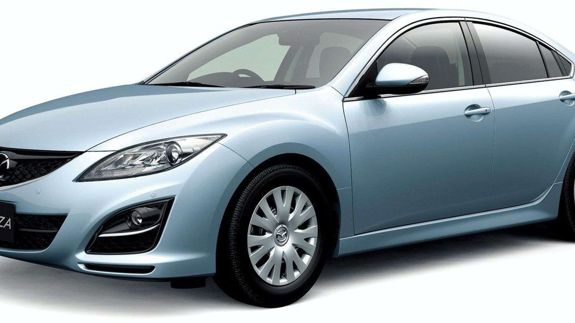 2010 Mazda6 / Atenza Facelift First Details and Photos Released