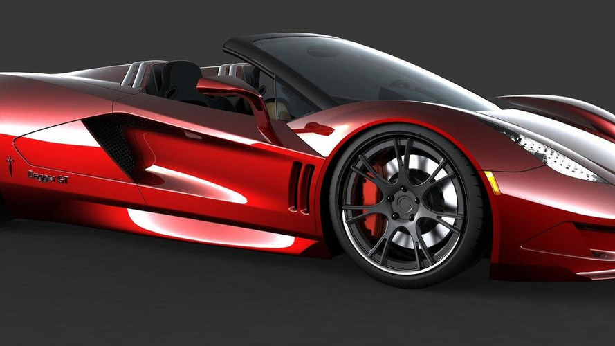 Mad with power - the 2000 hp TranStar Racing Dagger GT latest renderings [video]