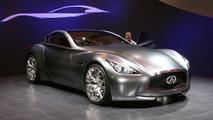 Infiniti working on 700 bhp flagship hybrid sedan based on Essence concept - report