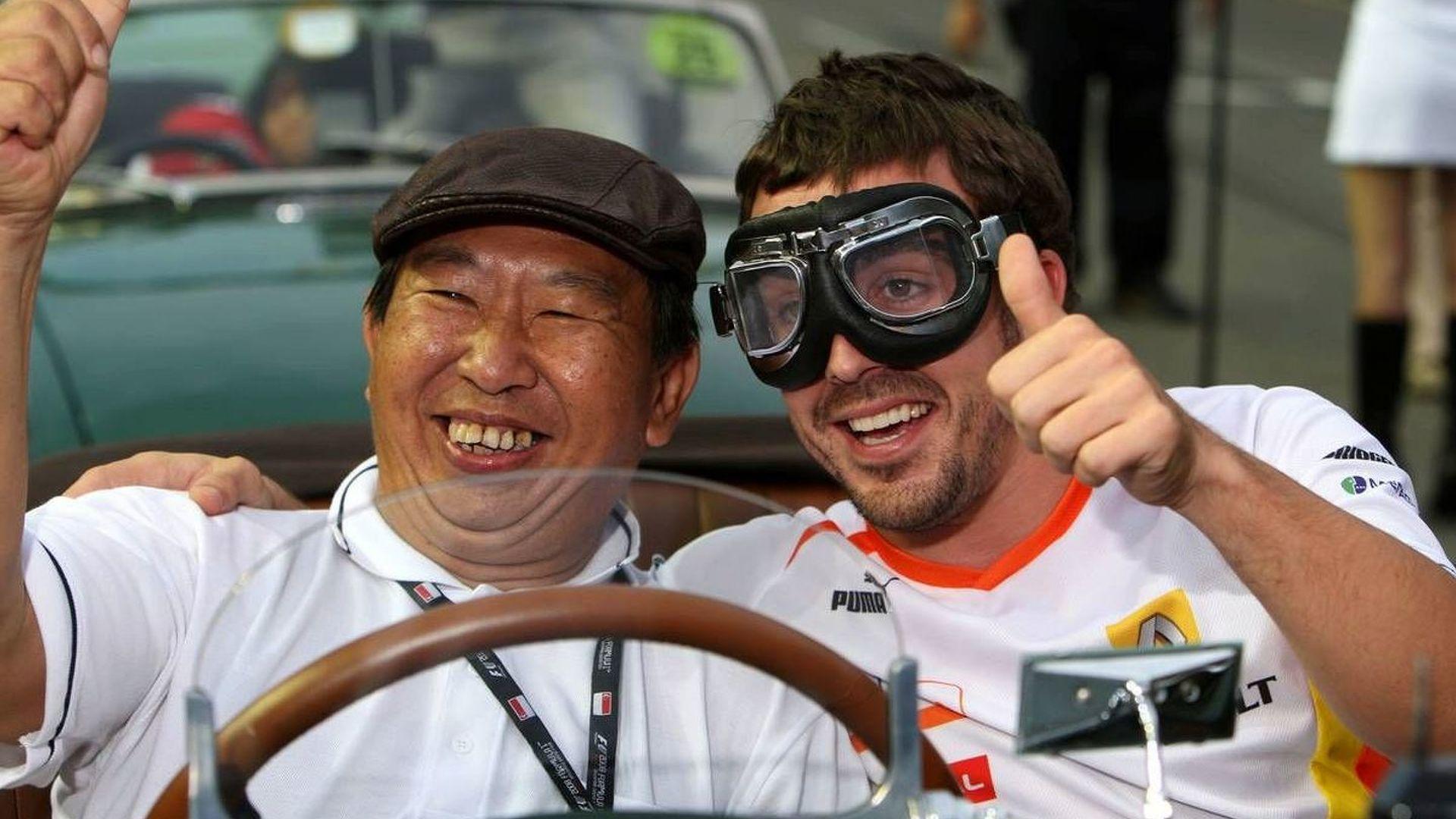 Ferrari near 'guarantee' of success - Alonso
