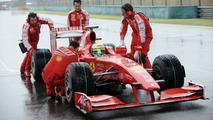 Ferrari may write off 2009 season