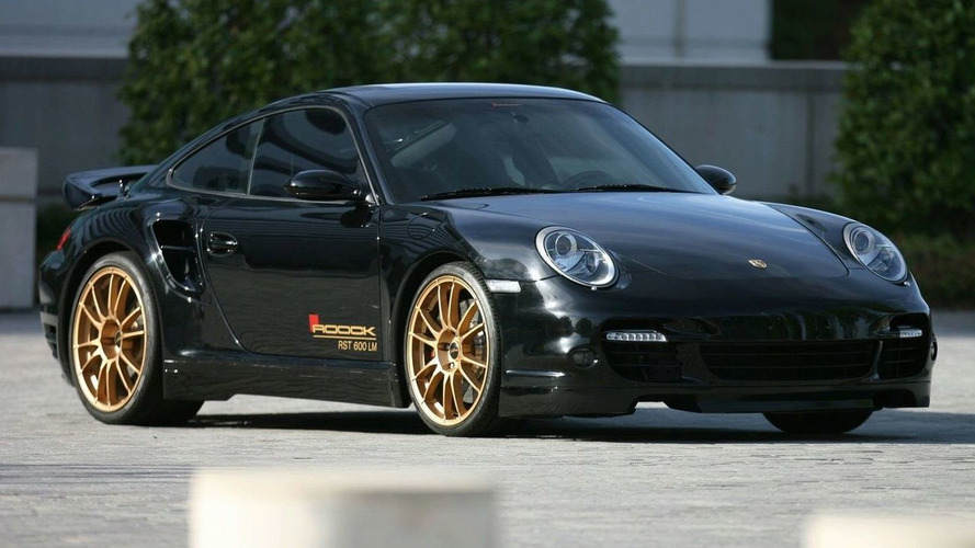 Roock 997 Turbo RST 600 LM Commemorates Le Mans Victory