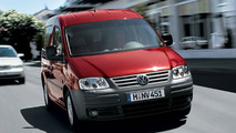 The New VW Caddy Life