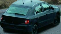 Spy Photos of New VW Polo