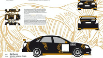 Chevrolet WTCC Graphic Design Contest