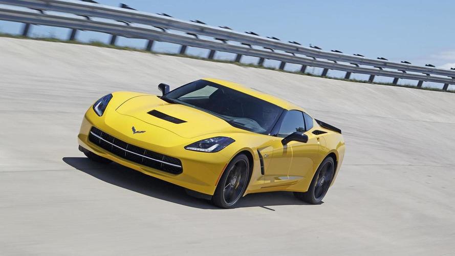 2014 Corvette Stingray Z51 performance specifications announced