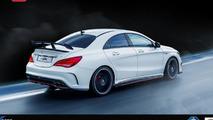 RevoZport tunes the Mercedes CLA