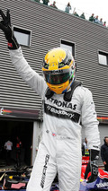 Wet Spa creates hectic qualifying session for Belgium Grand Prix [results]