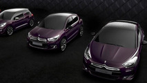 Citroen DS Faubourg Addict lineup headed to Frankfurt