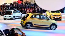 2014 Renault Twingo at 2014 Geneva Motor Show