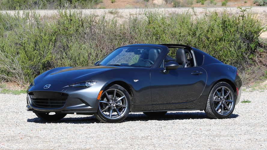 2017 Mazda MX-5 RF First Drive: Really fantastic