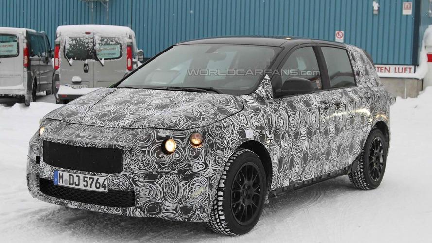 BMW 1-Series GT heading for Paris Motor Show