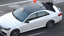 2014 Mercedes-Benz E63 AMG confirmed with 550 HP and AWD