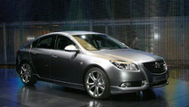 Vauxhall Insignia in Detail
