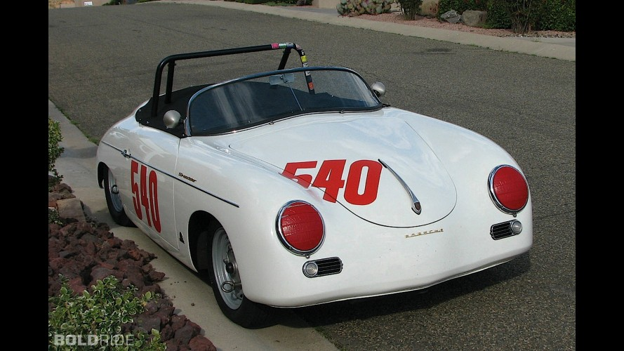 Porsche 356 1500 Super Speedster