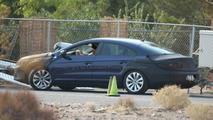 VW Passat 4-Door Coupe Spied In Clear View