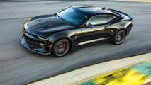 2017 Chevy Camaro 1LE announced for V6, V8 engines [videos]