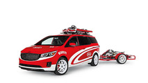 Kia Ultimate Karting Sedona unveiled for SEMA